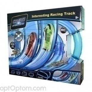 Турбопроводные гонки Chariots speed pipes 16 деталей оптом