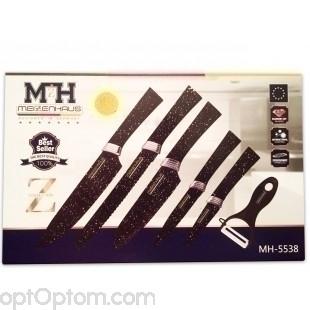 Набор из 6 ножей Meizenhaus MH-5538 оптом