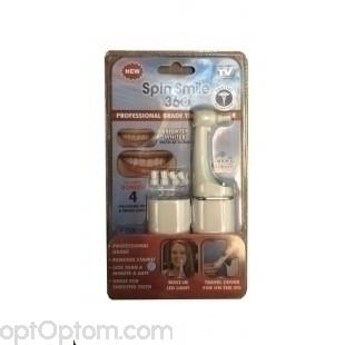 Электрическая зубная щетка Spin Smile 360 оптом