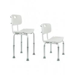 Регулируемый и противоскользящий стул для ванной и душа оптом