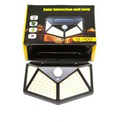 Светильник на солнечной батарее Solar Interaction Wall Lamp CL-100 оптом
