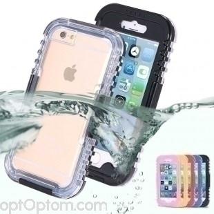 Водонепроницаемый чехол для телефона iPhone 6 Plus Waterproof heavy duty case оптом