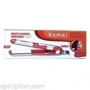 Утюжок для волос Kemei KM-1289 оптом