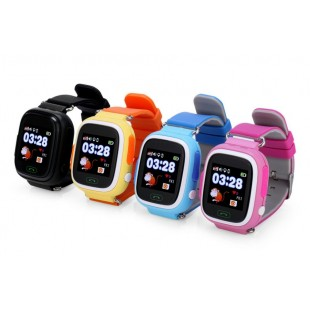 Детские GPS часы Smart Baby Watch Q80 wi-fi оптом