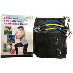 Эспандер для ног со сменными резинками оптом