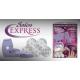Набор для росписи (печати) ногтей Salon Express Decorate Your Nails Like A Pro оптом