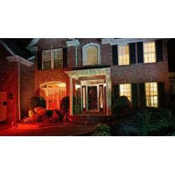 Лазерный проектор Star Shower Laser Light лазерная подсветка для дома оптом