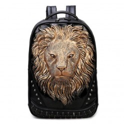 3 D рюкзак со львом оптом