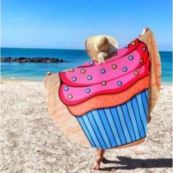 Пляжное полотенце качество Б оптом