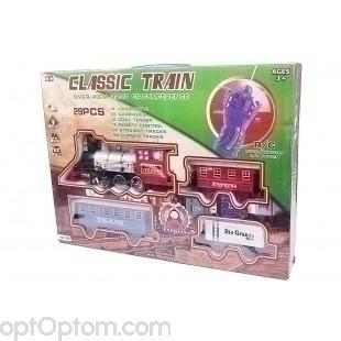 Детская железная дорога Сlassic train оптом