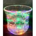 Светящийся Новогодний стакан Inductive rainbow COLOR CUR оптом