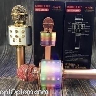 Беспроводной микрофон караоке Handhelp kiv WS 858L оптом