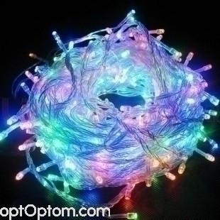 LED гирлянда нить 5 м оптом