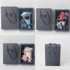 Женский подарочный набор в коробке с ручками оптом
