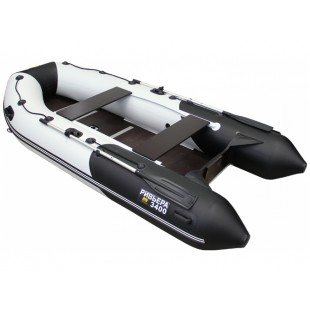 Лодка РИВЬЕРА 3400 СК компакт оптом
