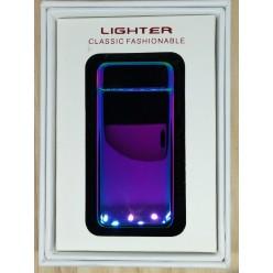 Электроимпульсная USB зажигалка Lighter classic fashionable оптом
