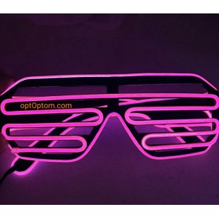 Светящиеся очки оптом