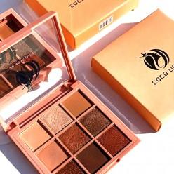 Тени для век Coco Urban Eyeshadow Palette Overtake оптом