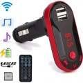Модулятор Сar charger mp3 fm transmitter оптом