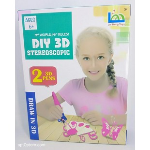 3D ручка DIY 3D STEREOSCOPIC оптом