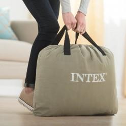 Надувная двуспальная кровать INTEX 152 х 203 х 30 см оптом