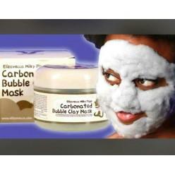 Кислородная маска для лица Carbon Bubble mask оптом