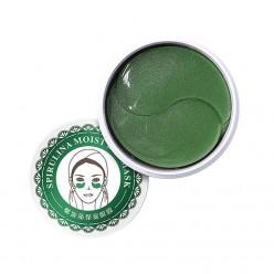 Маска спирулина Spirulina Moist Eyes mask оптом