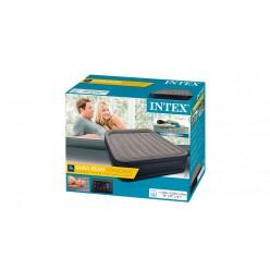Надувная двуспальная кровать Intex Dura - Beam 152 * 203 * 42 см оптом
