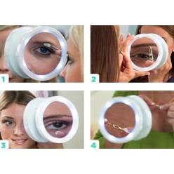 Зеркало с увеличением и подсветкой Swivel Brite оптом