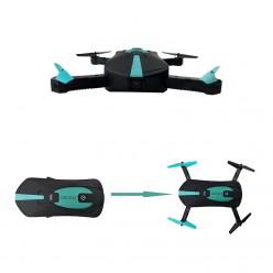 Складной дрон квадрокоптер POCKET DRONE JY018 оптом