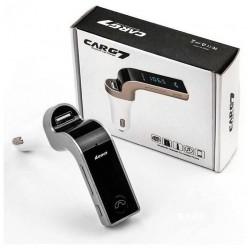 Автомобильный FM модулятор трансмиттер Carg7 оптом