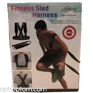 Shoulder straps for training