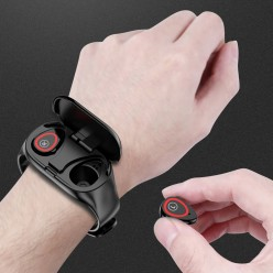 Lemfo M1 часы с наушниками оптом