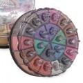 Тени для век 20 цветов оптом