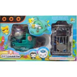 Игровой набор Октонавты с машинкой и клеткой оптом