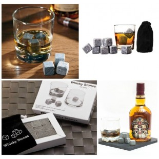 Камни для виски Whisky Stones ice melts оптом