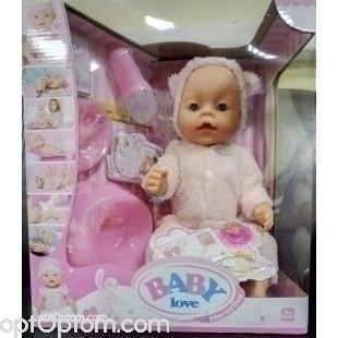 Детская игрушка кукла Baby Love оптом