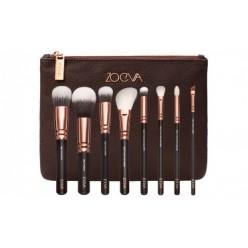 Профессиональный набор кистей ZOEVA Rose Golden Luxury Set Vol.1 8 шт. оптом