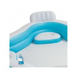 Семейный надувной бассейн с сидениями оптом
