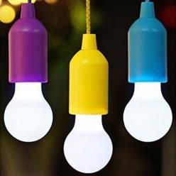 Лампа на шнурке code LED HANGE LAMPE оптом