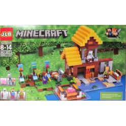 Конструктор Майнкрафт Фермерский коттедж Minecraft оптом