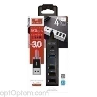 USB HUB Earldom ET-HUB07 оптом