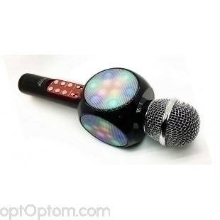 Микрофон караоке с функцией колонки WSTER WS-1816 оптом