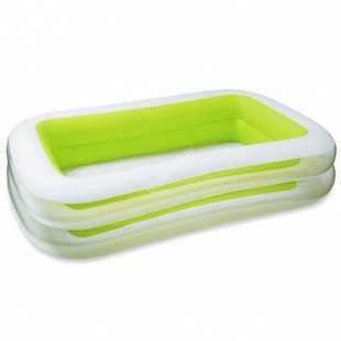 Детский надувной бассейн INTEX 262х175х56 см оптом