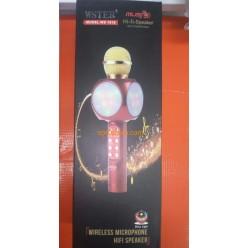 Колонка с функцией микрофона караоке WSTER WS-1816 оптом