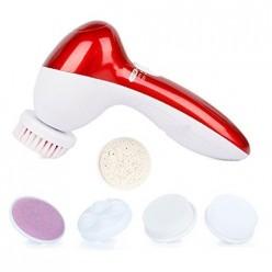 Устройство для очищения и массажа кожи лица CNAIER 6 in 1