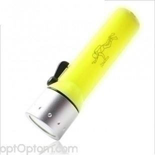 Подводный фонарь LED Diving Flashlight оптом