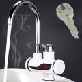 Проточный водонагреватель Instant Electric Heating Water Faucet с дисплеем оптом