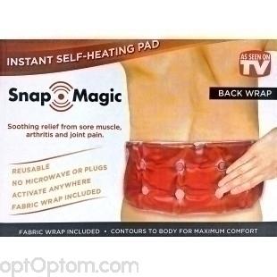 Согревающий пояс Magic snap оптом