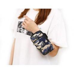 Сумка на руку с отверстиями для наушников оптом